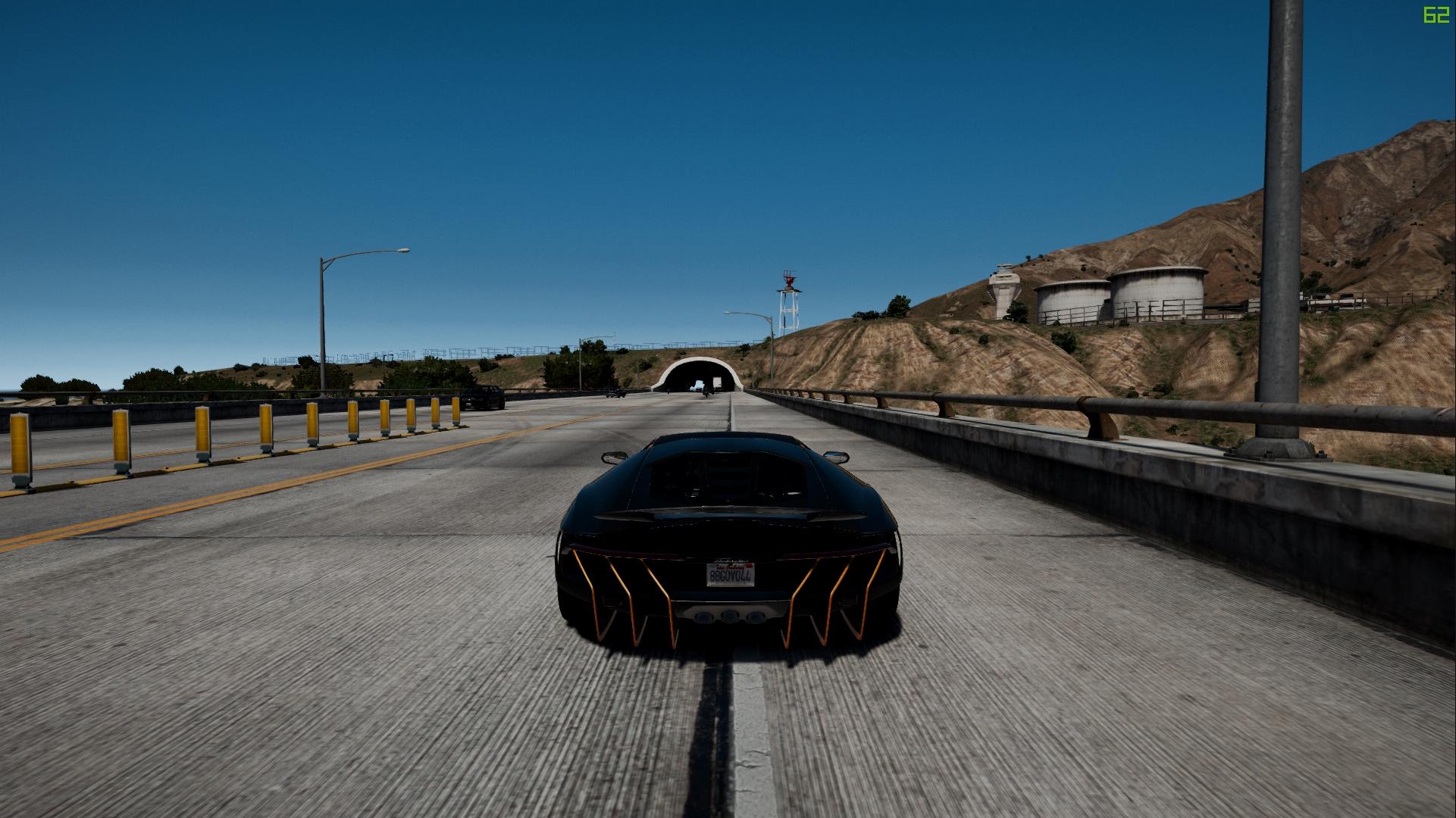 GTA5最強のグラフィックMOD「Natural Vision」が究極進化